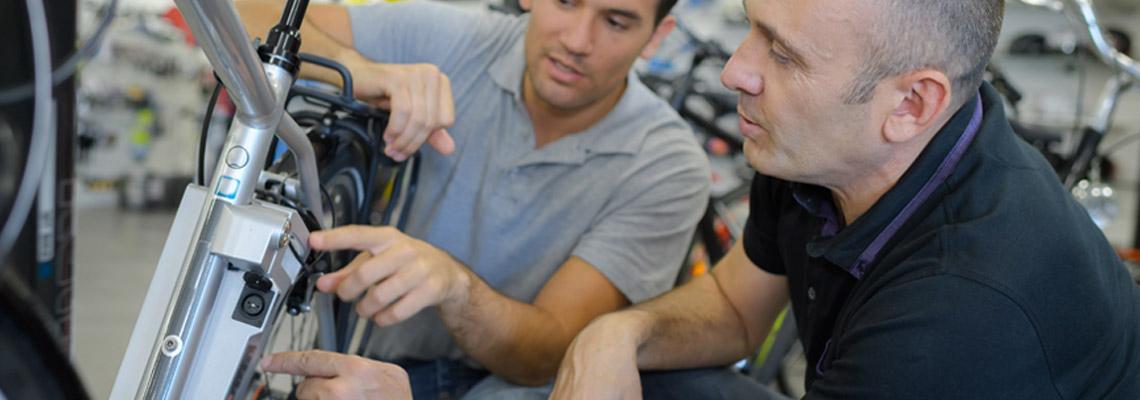 vélos électriques batterie compatible